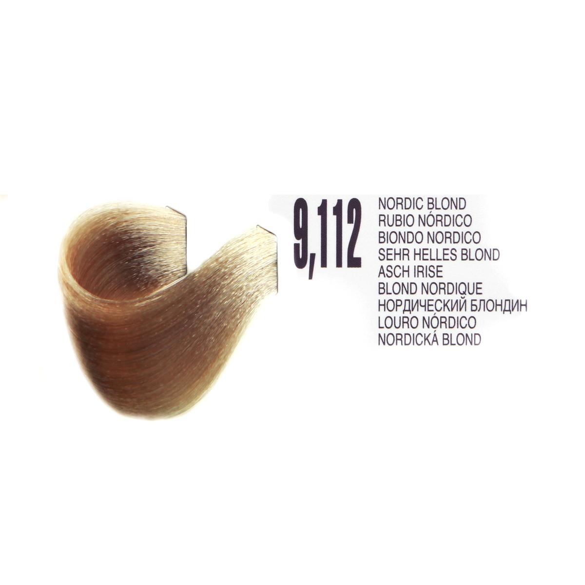 Vopsea De Par Organica Permanenta Biokera Natura 9112 Blond Nordic